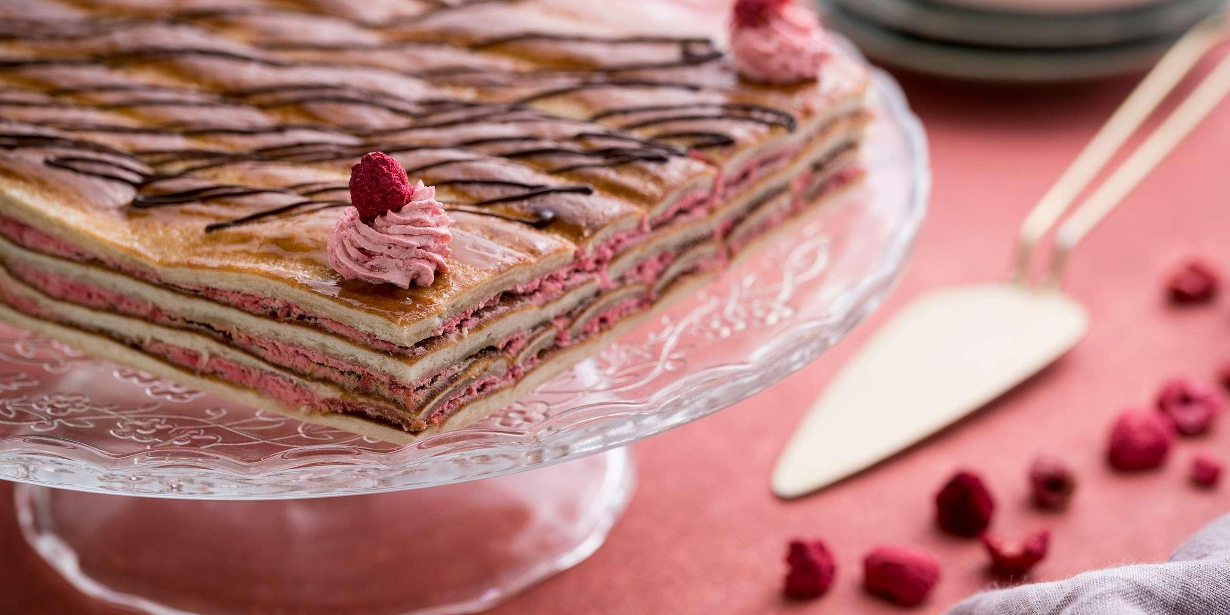 Vitez Kurtos desszert torta